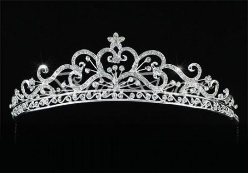 Свадебная диадема «Верность»