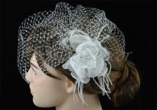 Свадебная вуалетка «Классика и легкость»