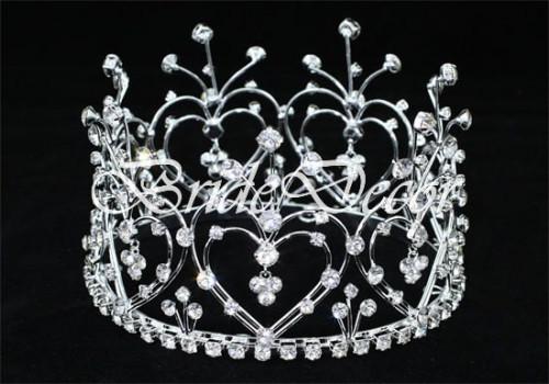 Винтажная диадема корона «Шик»