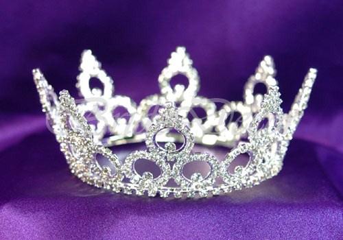Детская диадема для девочек «Корона»