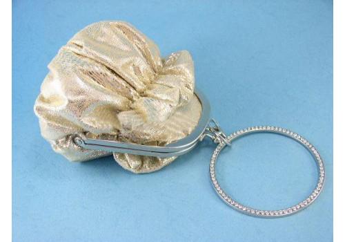 Свадебная сумочка «Роскошь золота»